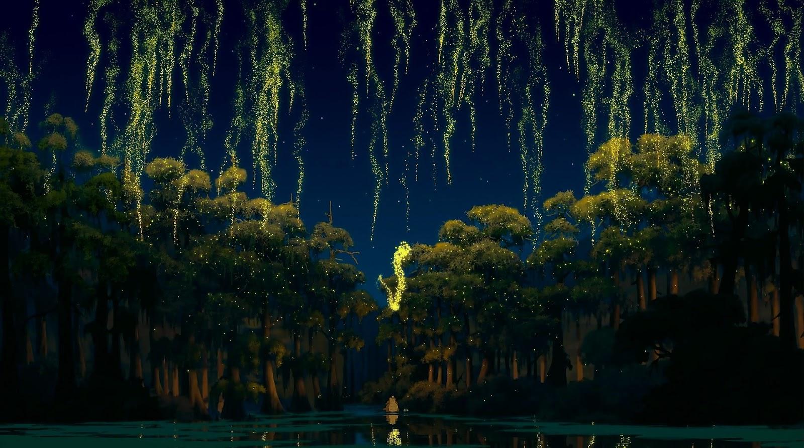 El Rapto de los Sentidos: Lugares inspiradores para Disney