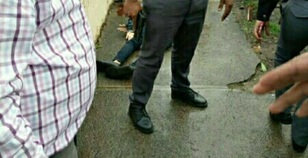 Matan preso que intentó escapar en SFM