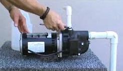 cara merawat pompa air