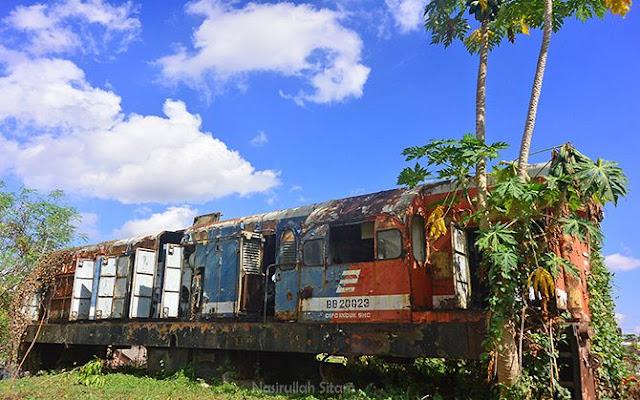 Lokomotif BB20023 menjadi benda cagar budaya milik PT KAI