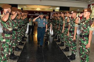 Prajurit TNI-Polri Harus Bermental Tangguh Siap Melaksanakan Tugas