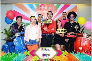 Hilton Hotel - 2nd Aniversary 21042018