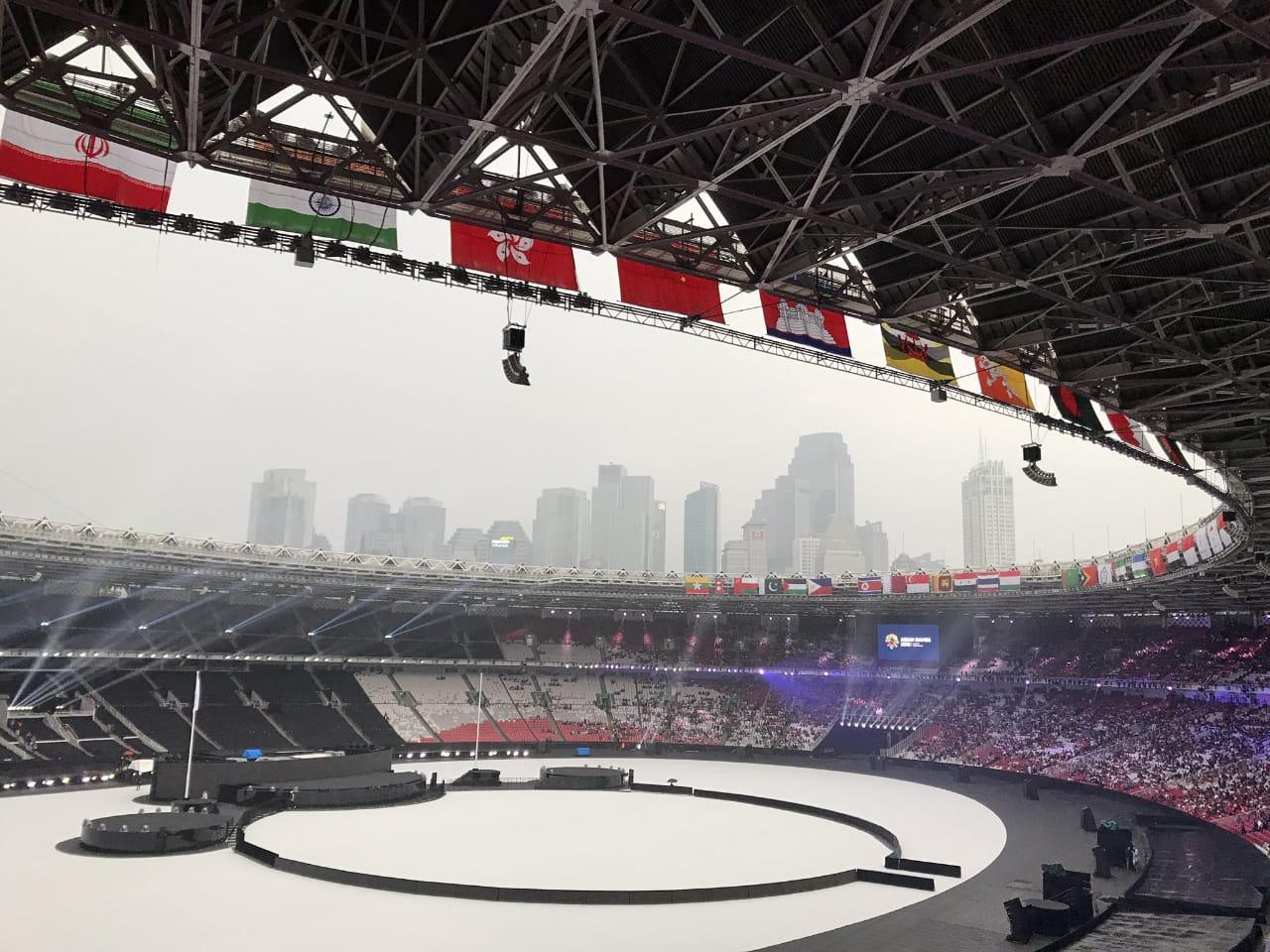 Fans Ahok Klaim Keberhasilan Asian Games, Ini Bantahan Telaknya