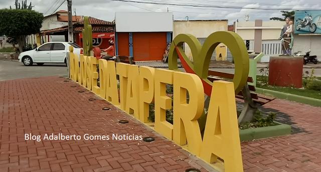 Em São José da Tapera, Casal efetua desvio de adutora para retomar abastecimento no município