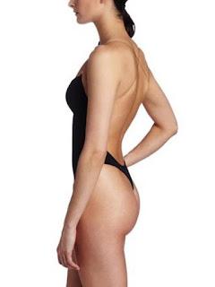 Backless body shaper