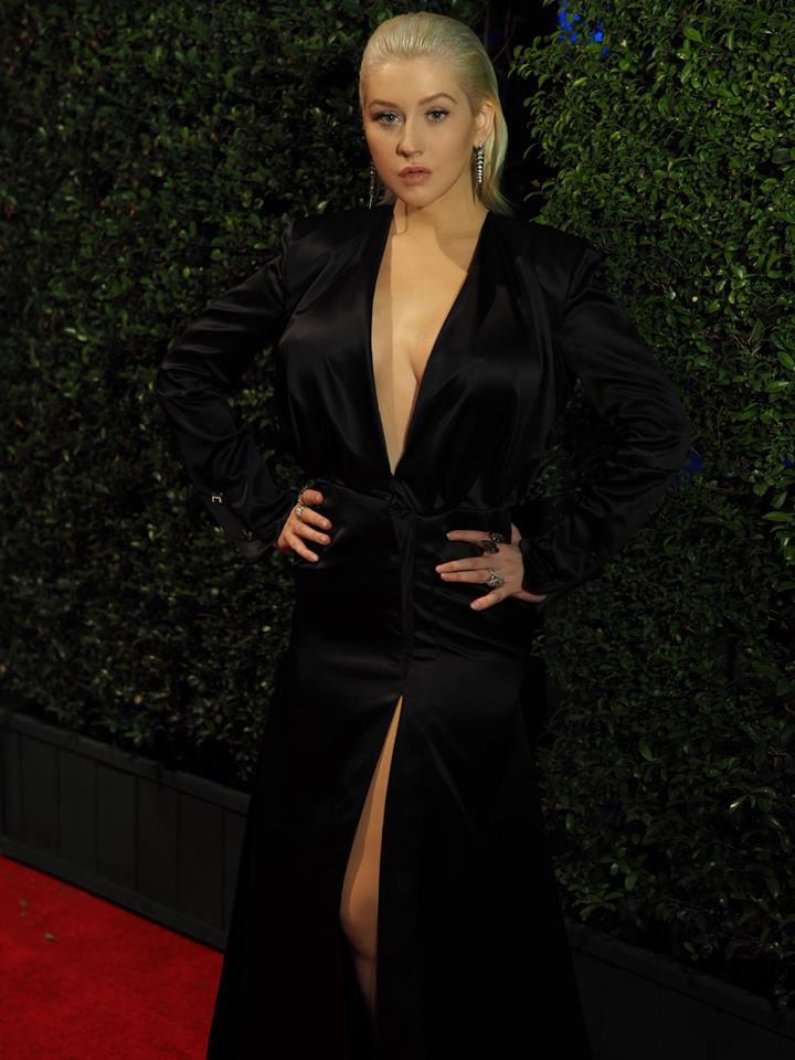 Christina Aguilera AMAS 2017