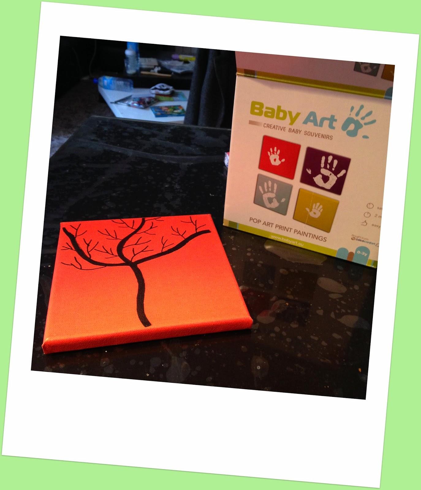 mon joli petit bureau cadeau pour papa tableau d 39 empreintes. Black Bedroom Furniture Sets. Home Design Ideas