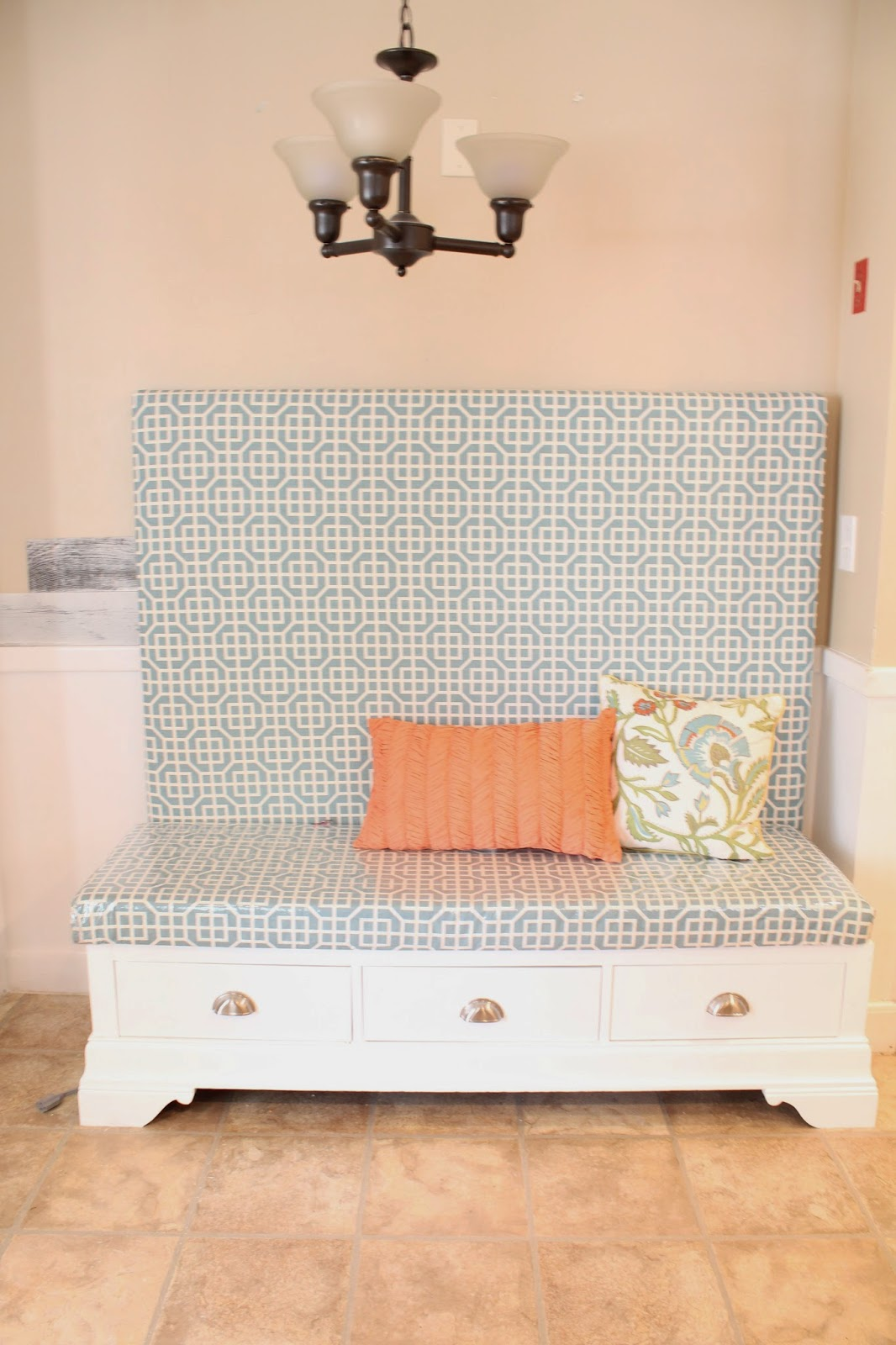 no sew bench cushion
