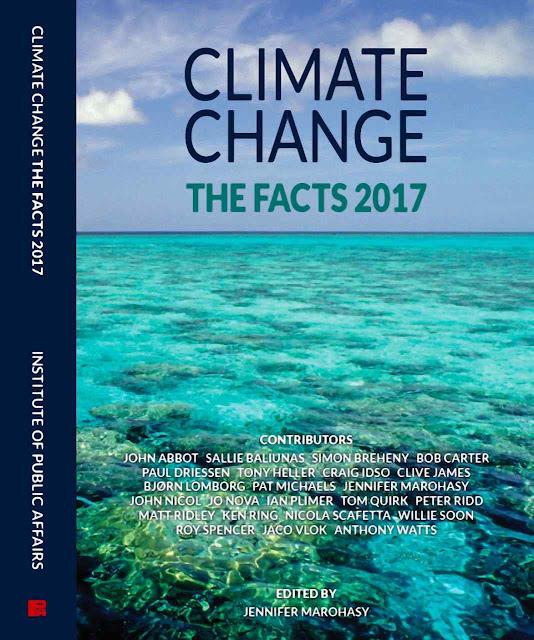 Jennifer Marohasy e outros cientistas afastam em livro o grande susto do aquecimento global que não existe