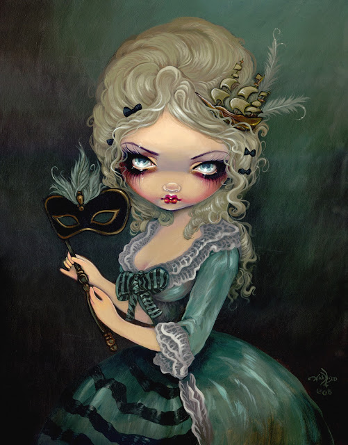 fantasy art painting jasmine becket griffith art for your wallpaper. Black Bedroom Furniture Sets. Home Design Ideas