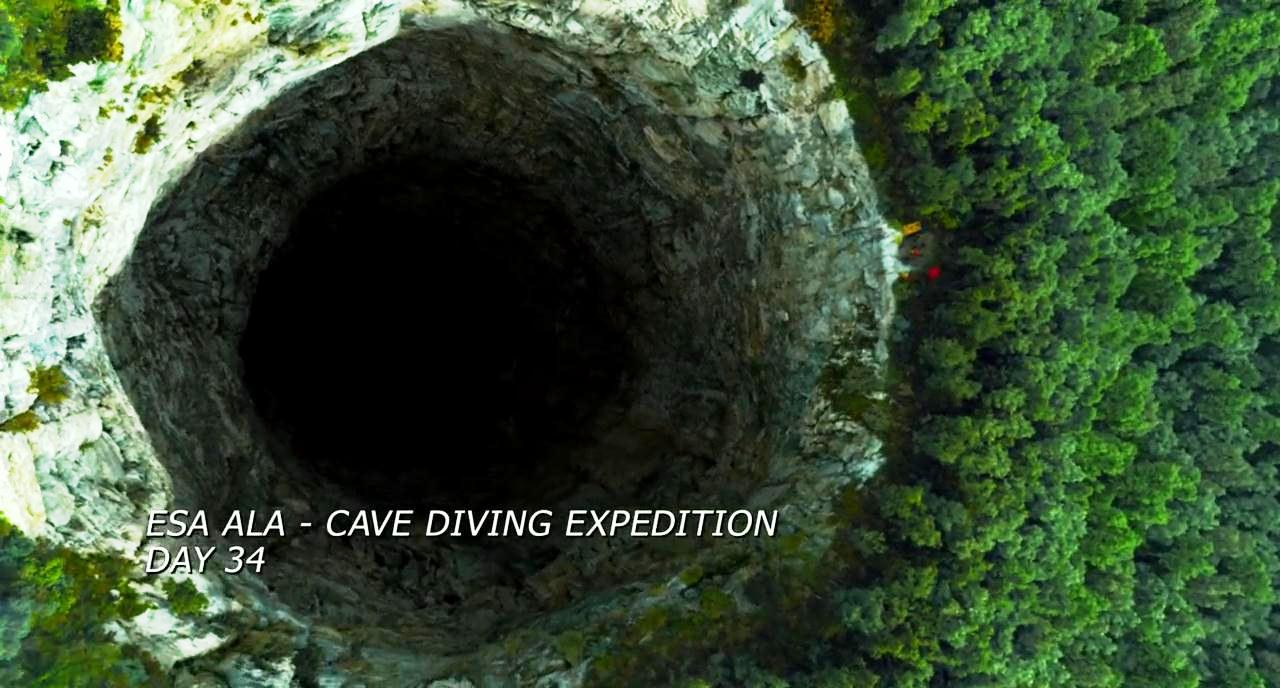 Dunk Island Cave: Misce Thoughts