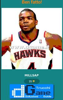 Soluzioni Guess The Basketball Player livello 38