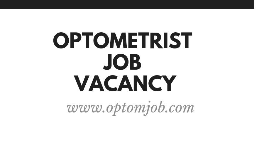 optometrist Job