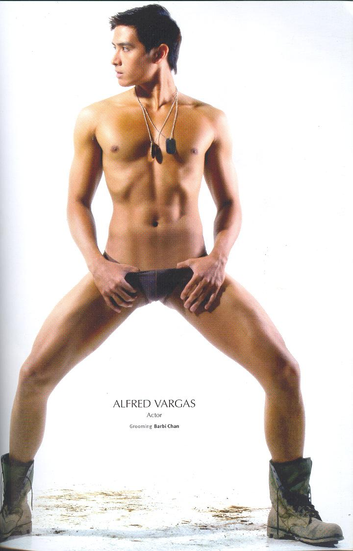 Alfred vargas nude in movie means not