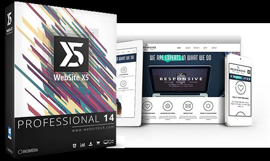 Come creare un sito con WebSite X5 da soli