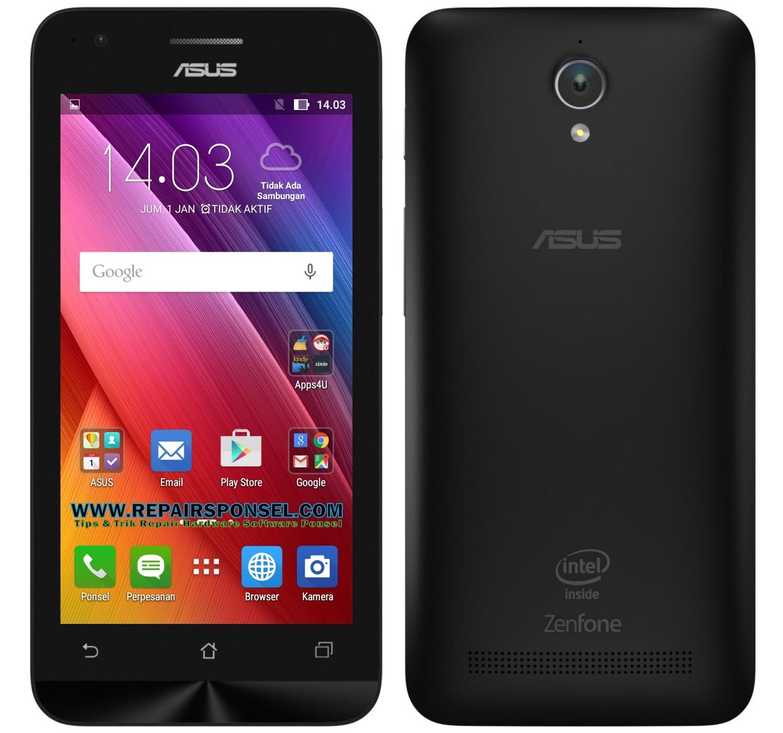 Firmware ASUS Zenfone C Z007 WW v4114055  Repairs Ponsel