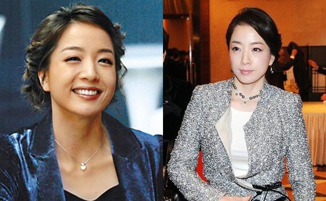 Cựu nữ phát thanh viên xinh đẹp Noh Huyn Jung đã từ bỏ sự nghiệp để vào làm dâu nhà tài phiệt.