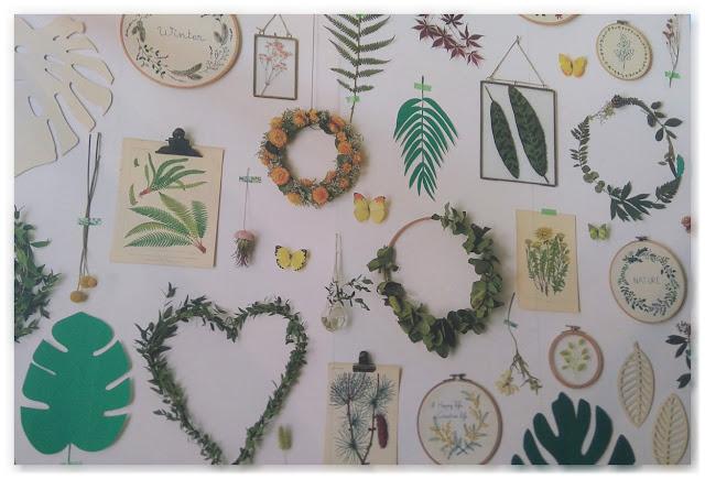 déco créative et végétale Marie-Claire idées