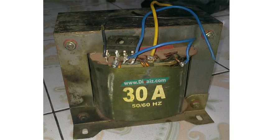 Cara Menggabung Trafo Untuk Menambah Ampere dan Volt