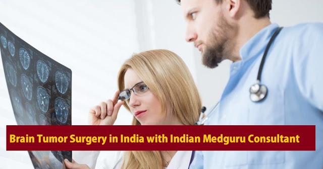 Brain Tumor Surgery in India with Indian Medguru