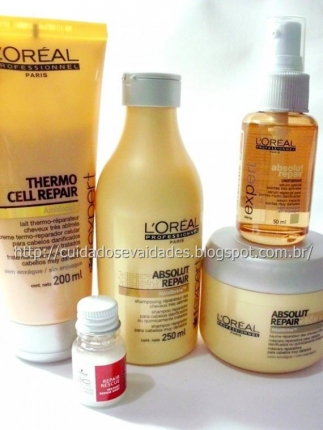 L´Oréal Professionnel Série Expert Absolut Repair