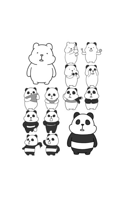 Changing-Panda 2