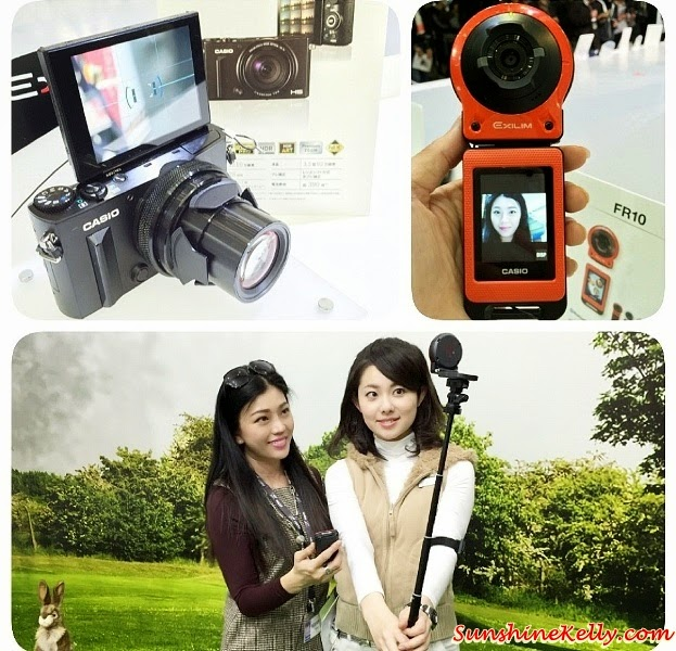 Selfie is CASIO, Selfie, CP+ Camera & Photo Imaging Show 2015, Selfie Cameras, Casio Selfie Cameras, Casio TR50, Casio MR1, Casio EX100, Casio ZR, Casio FR10, Casio Japan , Casio Malaysia,