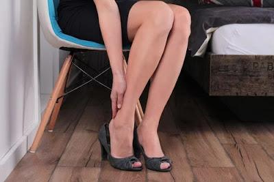 Remèdes naturel pour les jambes fatiguées