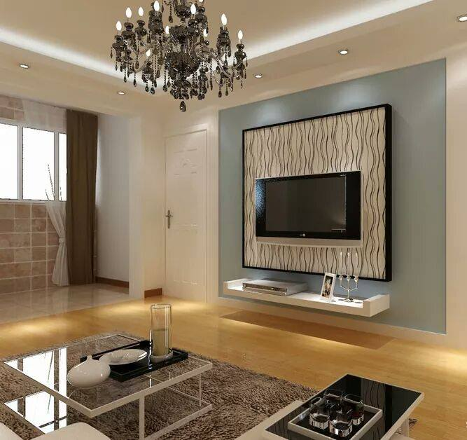 fantastic 3d wallpaper for tv wall units that will amaze you