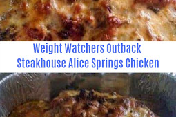 Weight Watchers Outback Steakhouse Alice Springs Chicken