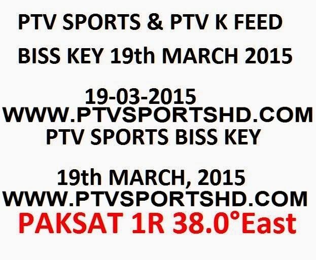 Top Five Ptv Sport Biss Key April 2017 - Circus