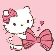 gambar hello kitty 1