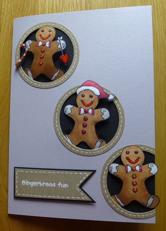 Gingerbread Men version