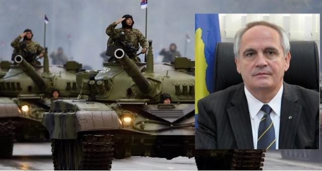 Kosovo Ambassador to Skopje, Gjergj Dedaj: Serbia is provoking the World War 3