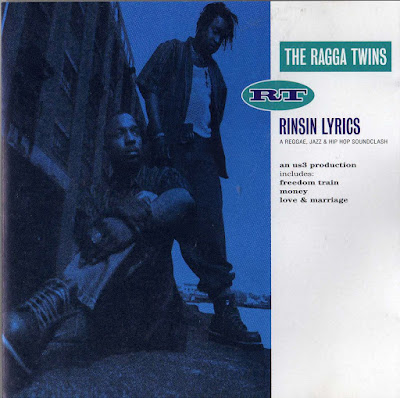 The Ragga Twins – Rinsin Lyrics (1995) (CD) (FLAC + 320 kbps)