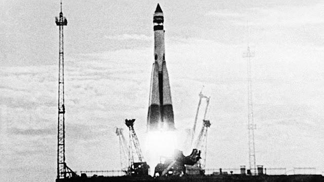 LA CIA desclasifica documentos sobre el lanzamiento del primer satélite terrestre de la URSS