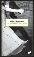 Maurice Leblanc-Il soprabito di Lupin-Traduzione di Francesca Cosi e Alessandra Repossi - copertina