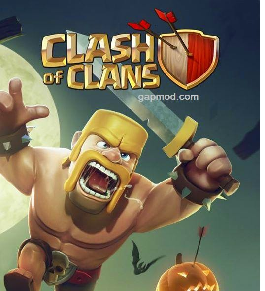 Download Clash of Clans v6.407.2 Android Games Free