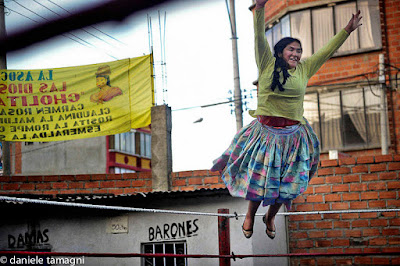 photography - bolivia - cholitas