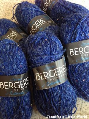 Review - Bergere de France yarn