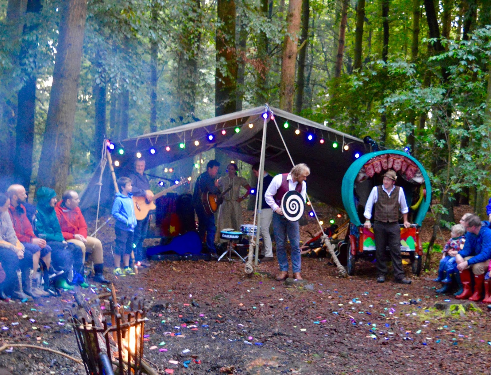33 Reasons we LOVED the Just So Festival 2016 - bonfire bands and story telling in the woods