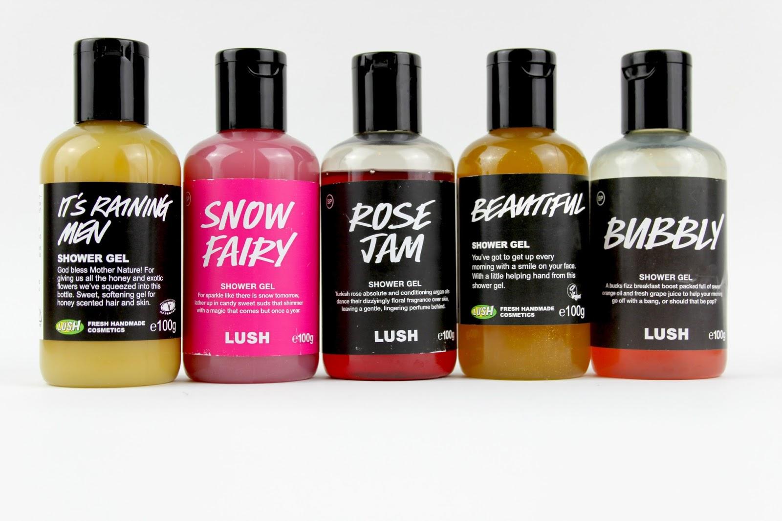Sweet Allure It's A Shower Thing. lush lifestyle shower gel batj bomb snow fairy beautiful bubbly rose jam it's raining men