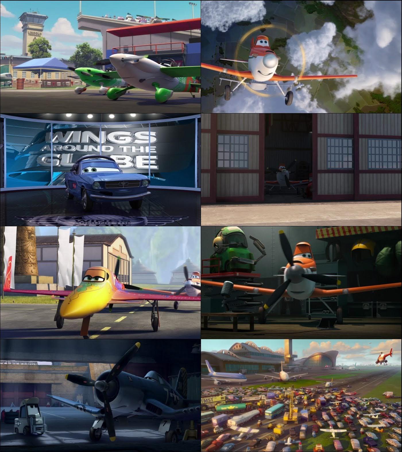 Aviones 1080p Latino