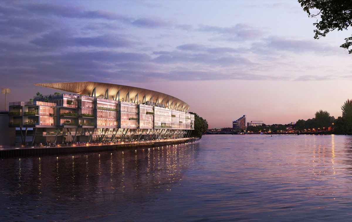 progetto riverside stand fulham craven cottage ph © Populous