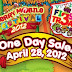 Cherry Mobile Fiesta Treats, One Day Sale! (April 28, 2012)