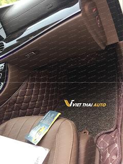 thảm lót sàn ô tô mec e250