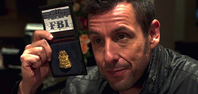Adam Sandler în comedia The Do-Over