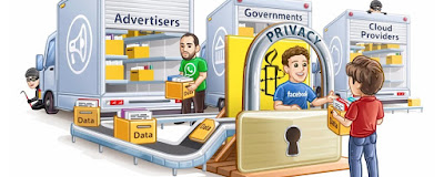 'WhatsApp nunca será seguro', ataca criador do Telegram