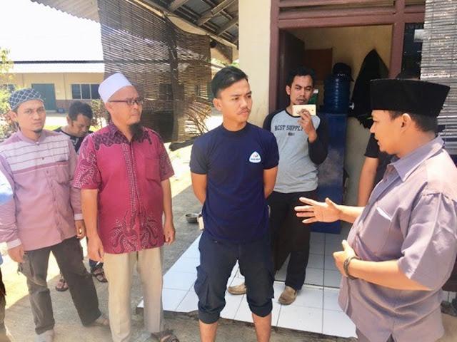 Gara-Gara Karyawannya Tidak Bisa Sholat Jumat, Pabrik Bulu Mata di Banjar Didatangi Warga
