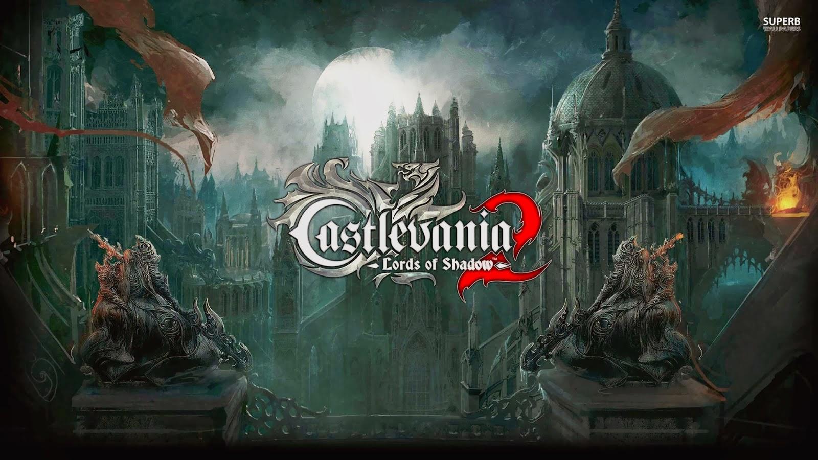تحميل لعبة castlevania lords of shadow 2